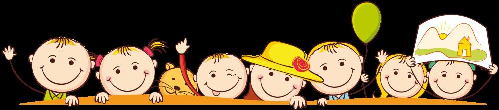 cornicetta bambini